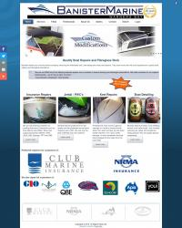 Banister Marine::www.banistermarine.com.au